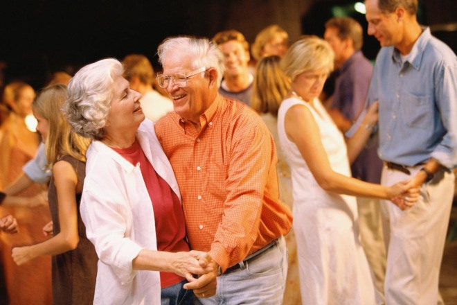 dança idosos